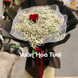 Bó hoa bi Only U