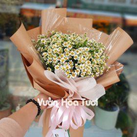 Bó hoa cúc Tana size trung